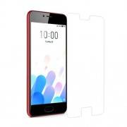 For Meizu M5c / 5A Mobile Tempered Glass Screen Protector Film 0,3mm (Arc Edge)