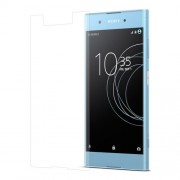 For Sony Xperia XA1 Plus Mobile Tempered Glass Screen Protector 0,3mm (Arc Edge)