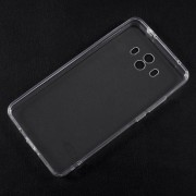 Θήκη Σιλικόνης TPU με Διάφανη Σκληρή Πλάτη για Huawei Mate 10 - Διάφανο
