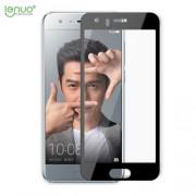 LENUO CF Σκληρυμένο Γυαλί (Tempered Glass) Προστασίας Οθόνης Πλήρης Κάλυψης για Huawei Honor 9 (Arc Edge) - Μαύρο