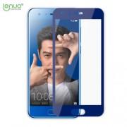LENUO CF Σκληρυμένο Γυαλί (Tempered Glass) Προστασίας Οθόνης Πλήρης Κάλυψης για Huawei Honor 9 (Arc Edge) - Μπλε