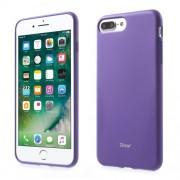 ROAR KOREA Θήκη Σιλικόνης TPU Ματ για iPhone 7 Plus / 8 Plus - Μωβ