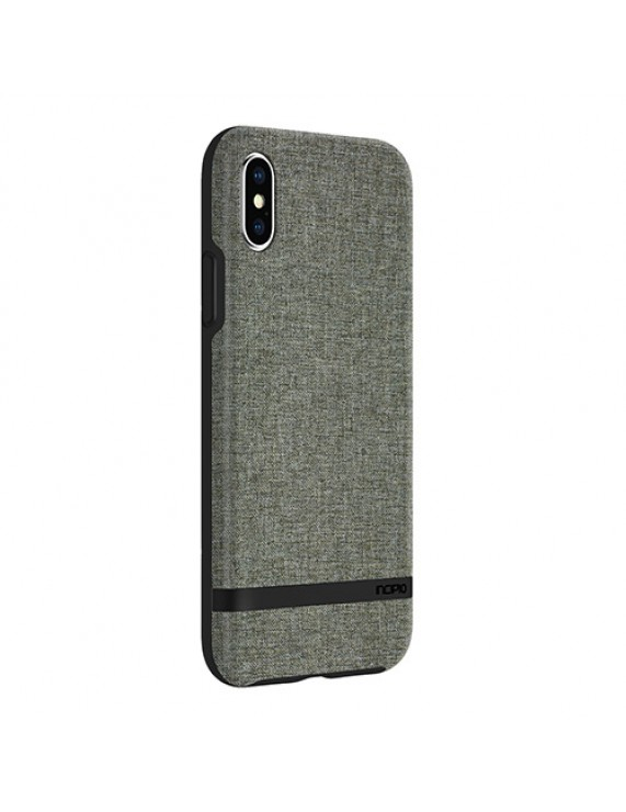 2dd324a031f INCIPIO Esquire Series Carnaby Case for iPhone X - Forest Gray (50011562)  by stoucky.gr