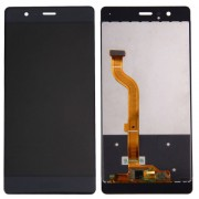 LCD Screen and Digitiger for Huawei P9 - Black