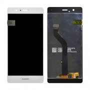 LCD Screen and Digitiger for Huawei P9 Lite - White