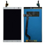 Original LCD Screen and Digitiger for Lenovo K4 Note A7010 - White