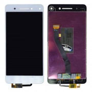 LCD Screen and Digitiger for Lenovo Vibe S1 Grade A - White