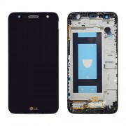 Original LG LCD Screen and Digitizer Assembly for LG X Power 2 M320N - Black Titan (ACQ89631801)