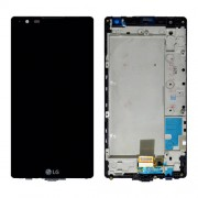 Original LG LCD Screen and Digitizer Assembly for LG X Power K220 - Black (ACQ89396501)