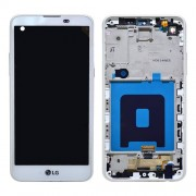 Original LG LCD Screen and Digitizer Assembly for LG X Screen K500N - White (ACQ88810811)
