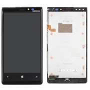 Original LCD Screen and Digitizer for Nokia Lumia 920 - Black