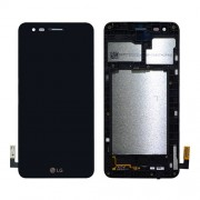 Original LG LCD Screen and Digitizer Assembly for LG K10 (2017) M250N - Gold (ACQ89404802, ACQ89404821)