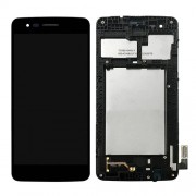 Original LG LCD Screen and Digitizer Assembly for LG K8 (2017) M200N - Black (ACQ89757101)
