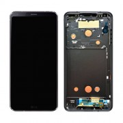 Original LG LCD Screen and Digitizer Assembly for LG G6 H870 - Black (ACQ89384002)