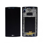 Original LG LCD Screen and Digitizer Assembly for LG G4 H815 - Black Titanium (ACQ88367631)