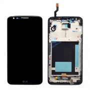 Original LG LCD Screen and Digitizer for G2 D802 - Black (ACQ87040901, ACQ86917701)