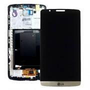 Original LG LCD Screen and Digitizer Assembly for LG G3 D855 - Gold (ACQ87190303)