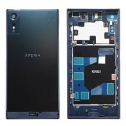 Original Battery Cover for Sony Xperia XZ / XZ Dual - Blue (1302-1977)