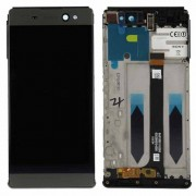 Original LCD Assembly with Touch Screen Digitizer for Sony Xperia XA Ultra - Black (A/8CS-59290-0003 / A/8CS-59290-0006)