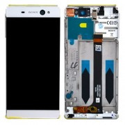 Original LCD Assembly with Touch Screen Digitizer for Sony Xperia XA Ultra - White (A/8CS-59290-0002 / A/8CS-59290-0005)