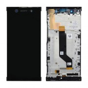 Original LCD Assembly with Touch Screen Digitizer for Sony Xperia XA1 Ultra / XA1 Ultra Dual - Black (78PB3400010)