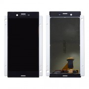 Original LCD Assembly with Touch Screen Digitizer for Sony Xperia XZ / XZ Dual - Black (1304-9084)
