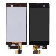LCD Assembly with Touch Screen Digitizer Sony Xperia M5 Grade A - Black