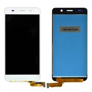 LCD Screen and Digitiger for Huawei Y6 Grade A - White