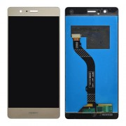 LCD Screen and Digitiger for Huawei P9 Lite - Gold