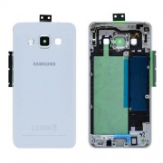 Original Samsung Battery Cover for Samsung Galaxy A3 SM-A300F - White (GH96-08196A)