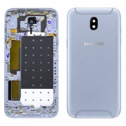 Original Samsung Battery Cover for Samsung Galaxy J5 (2017) SM-J530F - Silver Blue (GH82-14576B)