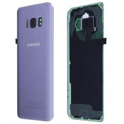 Original Samsung Battery Cover for Samsung Galaxy S8 G950 - Violet/Grey (GH82-13962C)