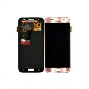 Original Samsung LCD and Digitizer Touch Screen for Samsung Galaxy S7 G930 - Rose Gold (GH97-18523E)