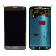 Original Samsung LCD + Digitizer Touch Screen for Samsung Galaxy S5 Neo SM-G903F - Gold (GH97-17787B)