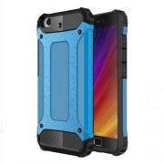 Armor Guard Plastic + TPU Combo Case for Xiaomi Mi 5s - Baby Blue