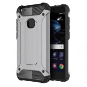 Armor Guard PC TPU Combo Protective Case for Huawei P10 Lite - Grey