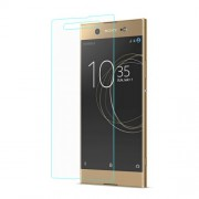 For Sony Xperia XA1 Ultra 0.3mm Tempered Glass Screen Protector Guard Film (Arc Edge)