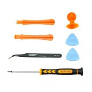 JAKEMY JM-S81 7-in-1 Repair Removal Tool Screwdriver Set for Samsung Phone