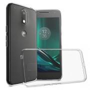 Θήκη Σιλικόνης TPU Πολύ Λεπτή για Motorola Moto G4 Play - Διάφανο