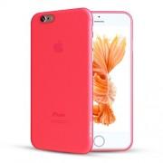 FSHANG Vitality Series Λεπτή Θήκη PP (Πολυπροπυλένιο) για iPhone 6s Plus / 6 Plus - Κόκκινο