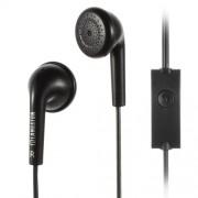 Langston Q1 Στερεοφωνικά Ακουστικά με Μικρόφωνο για όλα τα Smartphones - Μαύρο