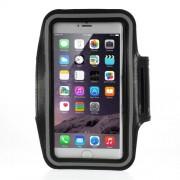 Θήκη Βραχίονα για Σπορ για iPhone 6 Plus / 6s Plus, Διαστάσεις: 160 x 85mm - Μαύρο