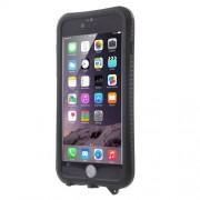 IP-68 Αδιάβροχη Θήκη για iPhone 8 / 7 / 6 / 6s - Μαύρο
