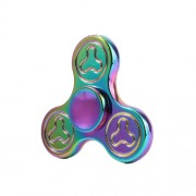 Colorful Metal Hand Spinner Fidget Toy Titanium Alloy Hand EDC Spinner