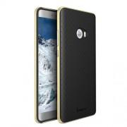 IPAKY Υβριδική Θήκη Συδυασμού Σιλικόνης TPU και Πλαστικού για Mi Redmi Note 2 - Χρυσαφί