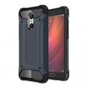 Armor Guard Hybrid PC + TPU Phone Cover for Xiaomi Redmi Pro - Dark Blue