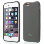 ROAR KOREA Colorful Jelly Matte TPU Case for iPhone 6s/6 - Grey