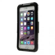 IP-68 Waterproof Dustproof Shockproof Case for iPhone 6 Plus / 6s Plus - Black