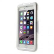 IP-68 Waterproof Dustproof Shockproof Cover for iPhone 6 Plus / 6s Plus - White
