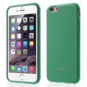 ROAR KOREA Θήκη Σιλικόνης TPU Ματ για iPhone 6s Plus / 6 Plus - Πράσινο